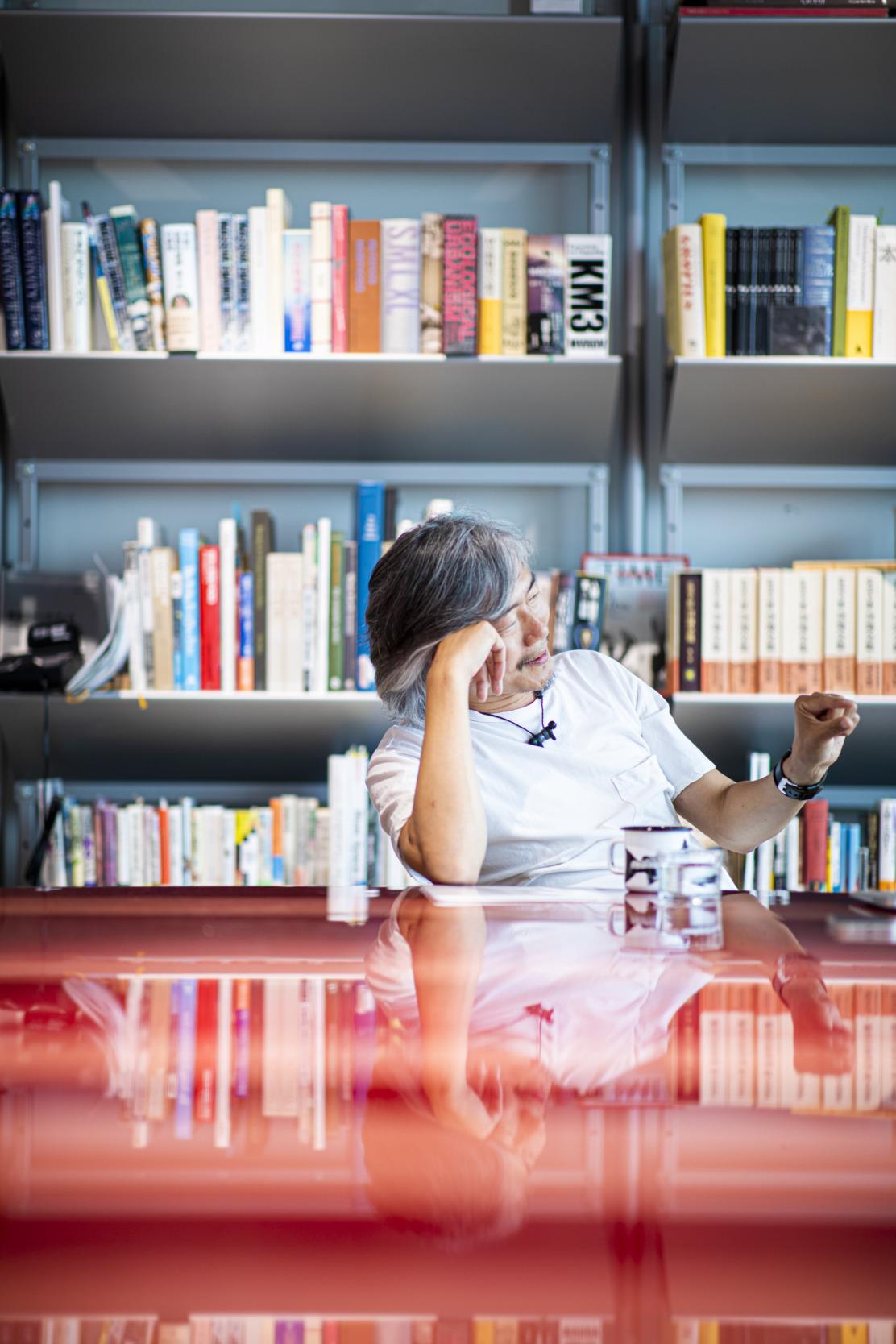 INTERVIEW:「秩序あるカオス」への憧憬を忘れないために / 市耒健太郎|KENTARO ICHIKI